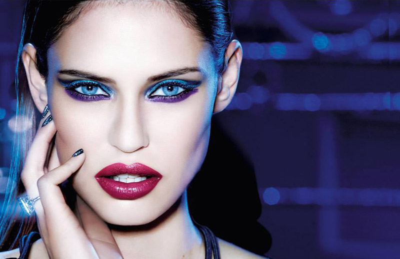 Bianca Balti for L'Oreal' Holiday Line (5)