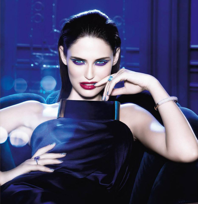 Bianca Balti for L'Oreal' Holiday Line (6)