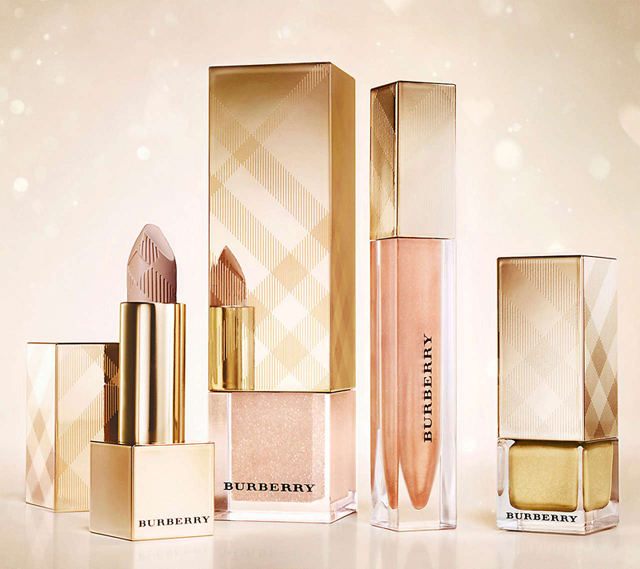 Burberry Beauty Golden Light Makeup Collection for Christmas 2013 (1)