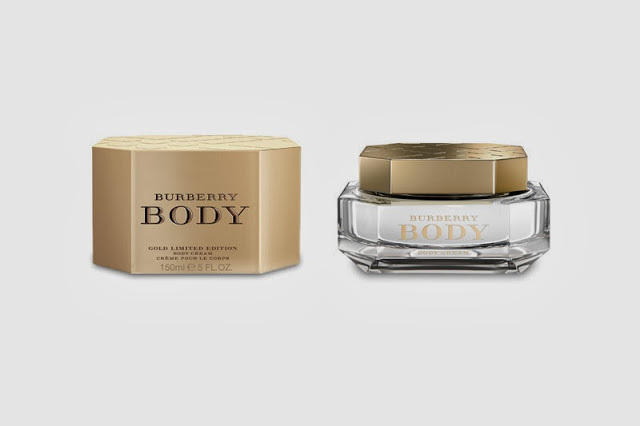 Burberry Body Gold Collection (2)
