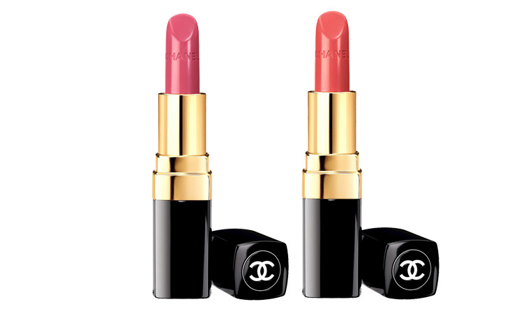 Chanel-Spring-2014-lipsticks_Chanel-Rouge-Coco-Dedicace_Chanel-Rouge-Coco-Triomphe
