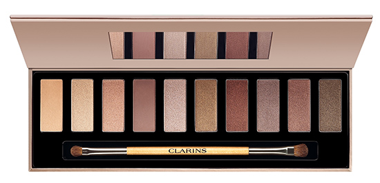 Clarins The Essentials Eye Palette  (1)