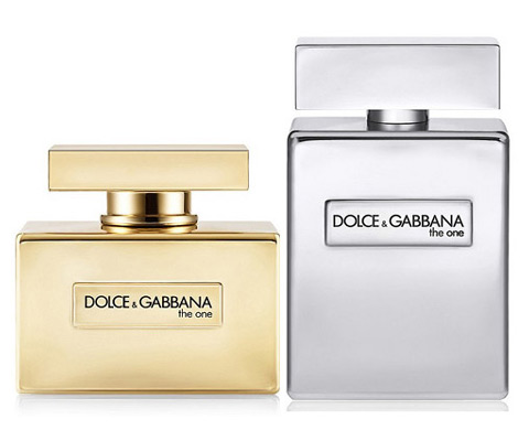 Dolce&Gabbana The One Gold and Platinum (2)