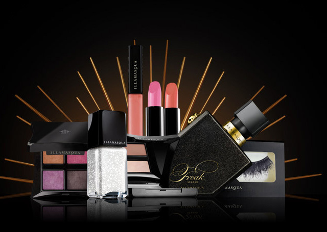 Illamasqua Holiday Makeup Collection 2013 (1)