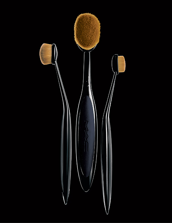 MAC Masterclass Brush Collection (1)