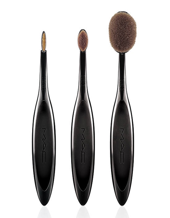 MAC Masterclass Brush Collection (5)
