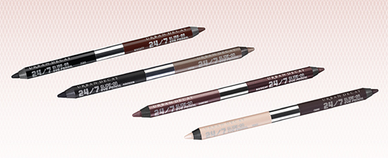 Urban Decay Eye Pencils & Nail Colors for Holiday 2013 2