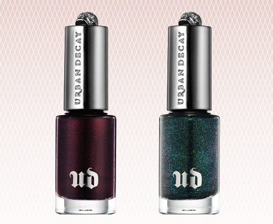 Urban Decay Eye Pencils & Nail Colors for Holiday 2013