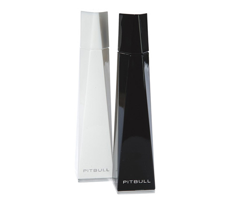 pitbull woman and pitbull man fragrances