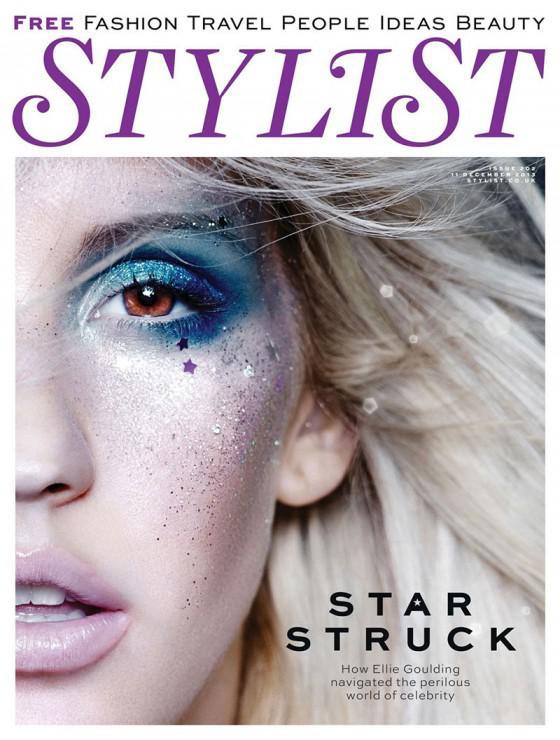 Ellie Goulding By Matthew Shave For Stylist Magazine Uk