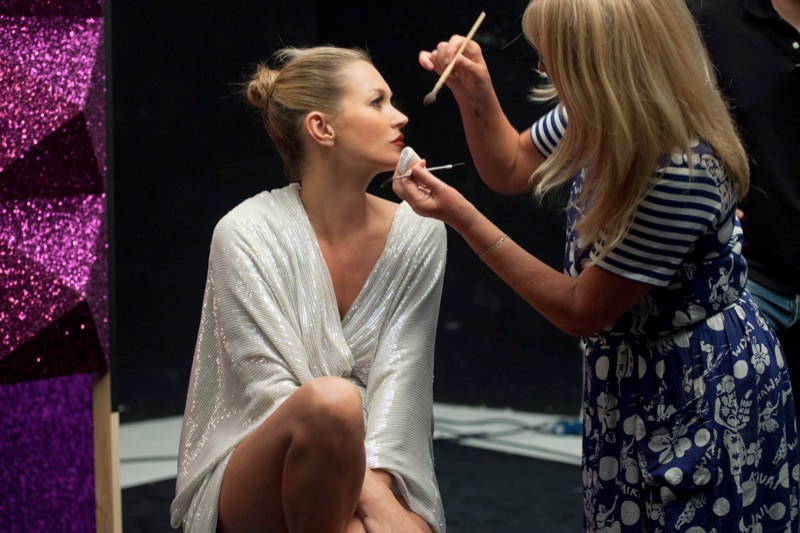 Kate Moss for Rimmel's Out Of This World Christmas 2013 Ad Campaign (3)