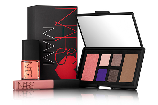 NARS loves Miami Gift Set for Holiday 2013