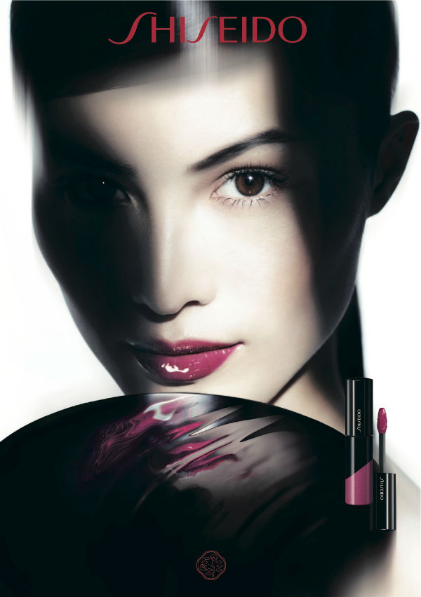 Sui He for Shiseido 2014 Makeup Collection