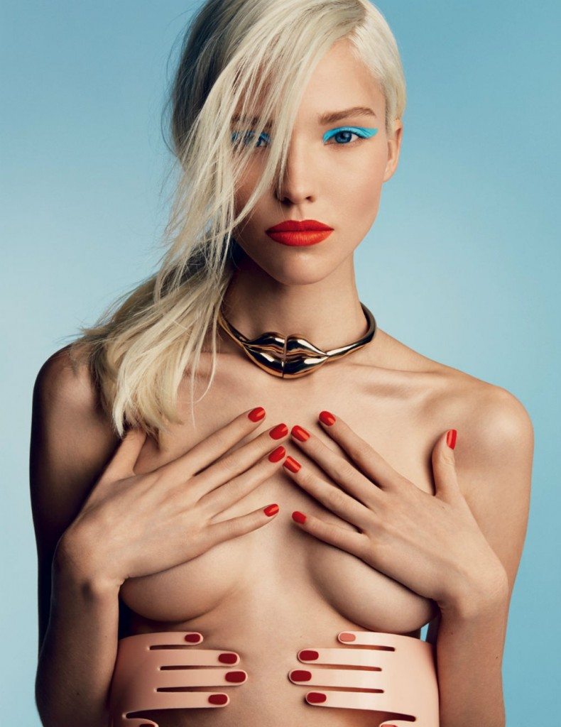 sasha-luss-by-patrick-demarchelier-for-vogue-russia-january-2014-5