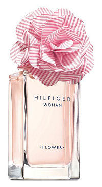 tommy hilfiger woman fower rose