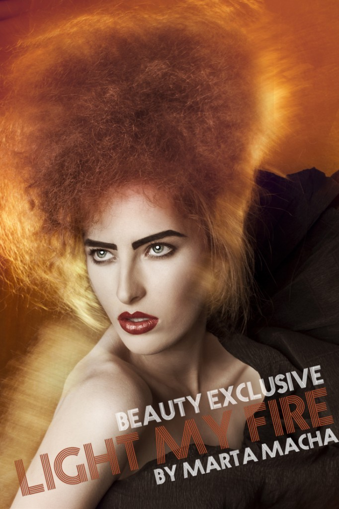 Beauty Exclusive Light My Fire by Marta Macha