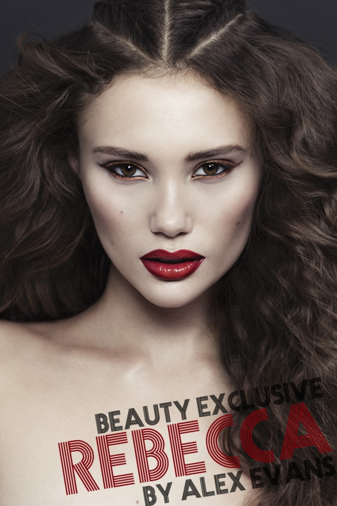Beauty Exclusive Rebecca by Alex Evans