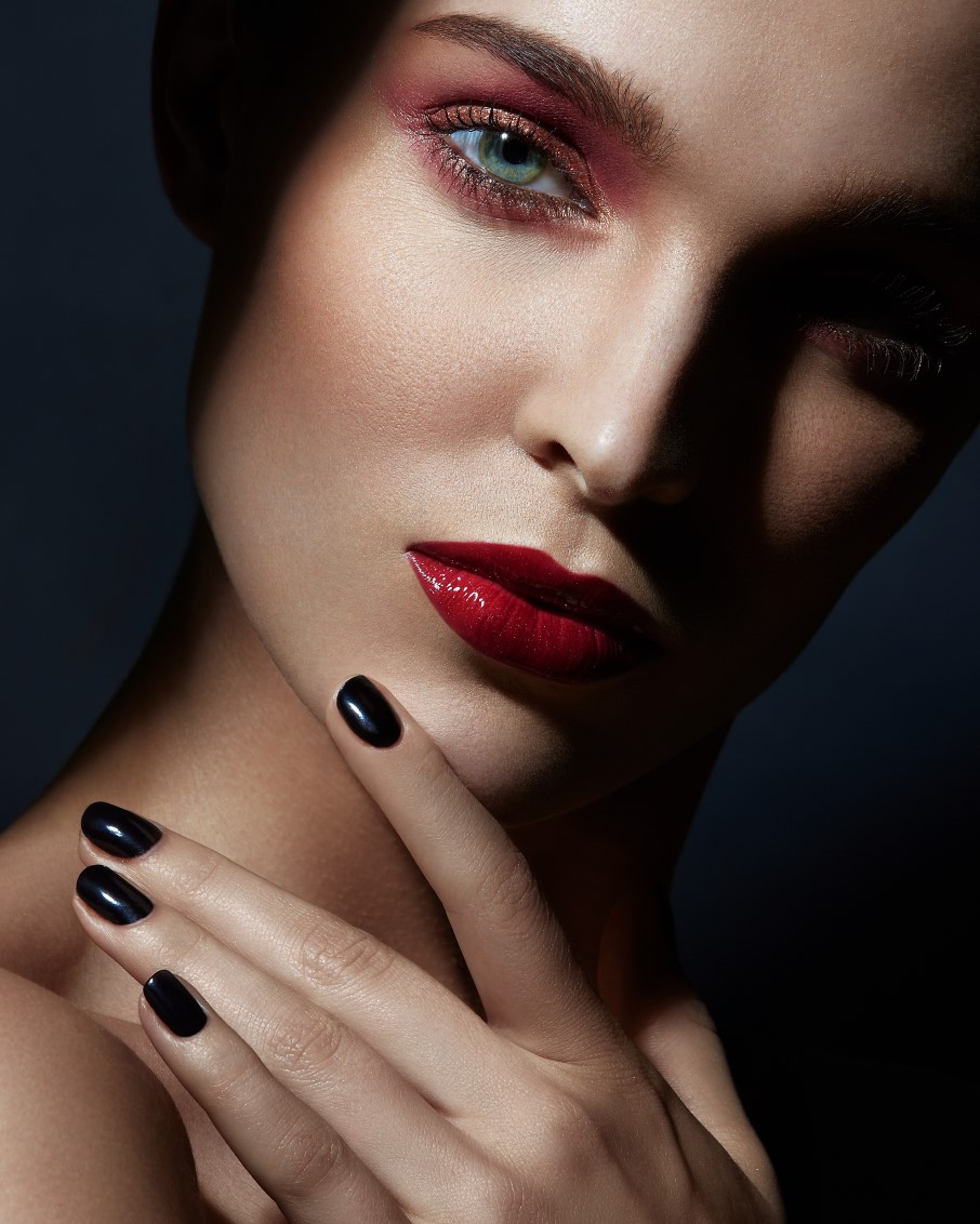 Black out Beauty by Claire Harrison