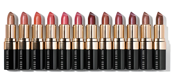 Bobbi Brown High Shimmer Lip Color Collection for Spring 2014 (2)