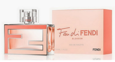Fan di Fendi Blossom
