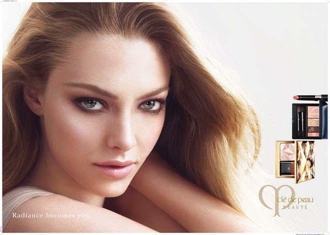 Amanda-Seyfired-for-Clé-de-Peau-La-Boheme-spring-2014-collection