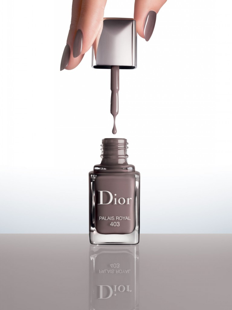 Dior Vernis Couture Effet Gel Collection Spring 2014