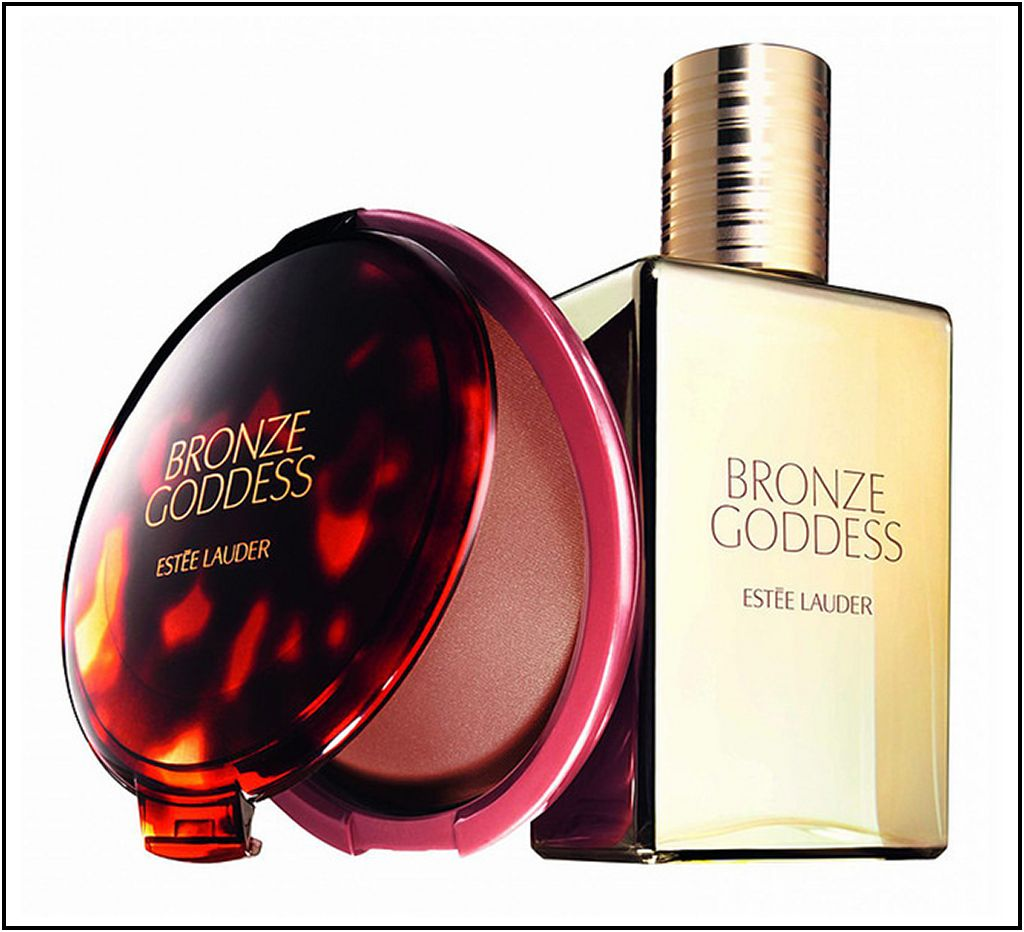 Estee Lauder Bronze Goddess Collection Summer 2014