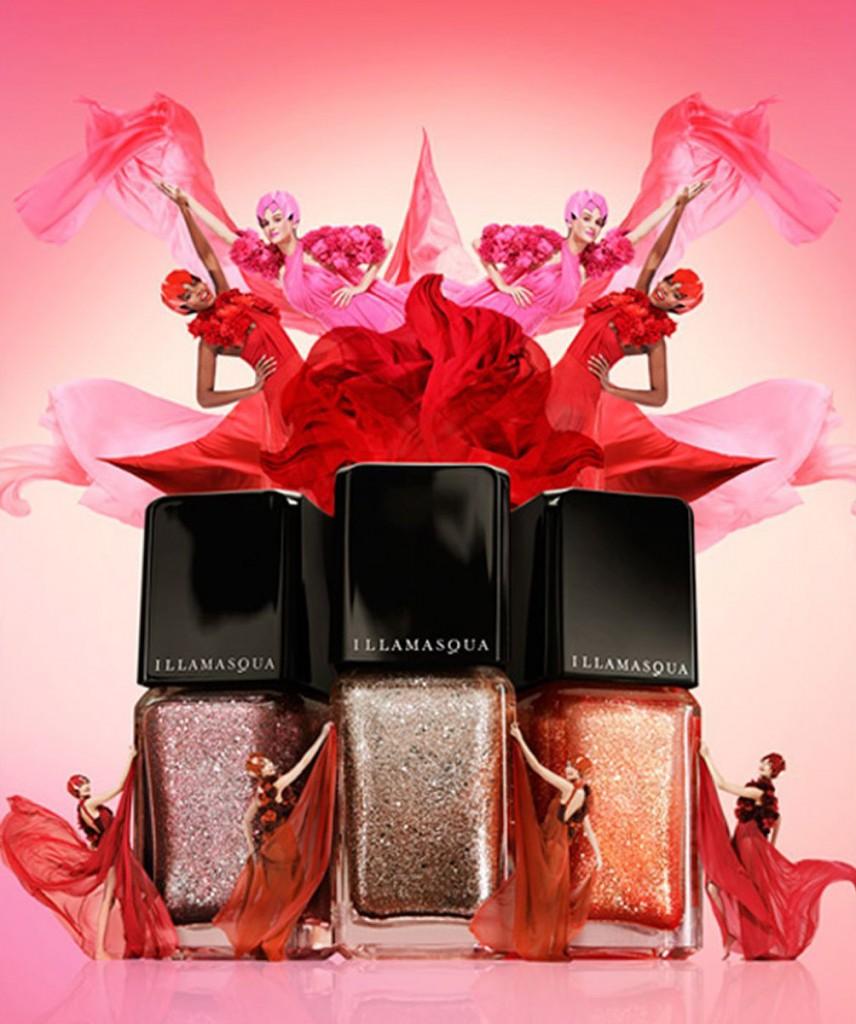 Illamasqua-Glamore-Collection-Promo-2