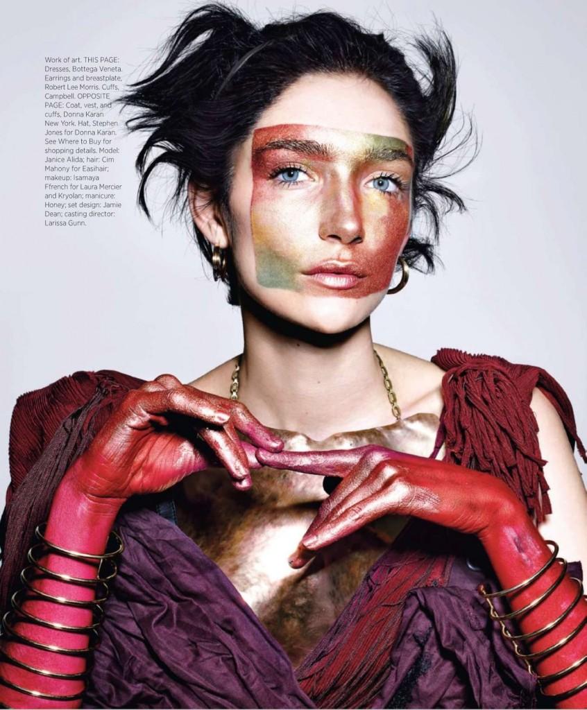 Richard Burbridge for Harper's Bazaar US March 2014 (4)