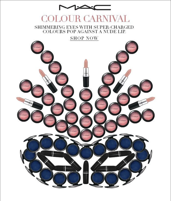 MAC Color Carnival Collection 2