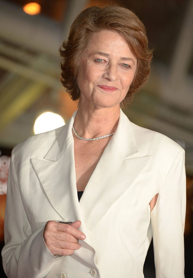 Charlotte Rampling Is The New Face Of Nars