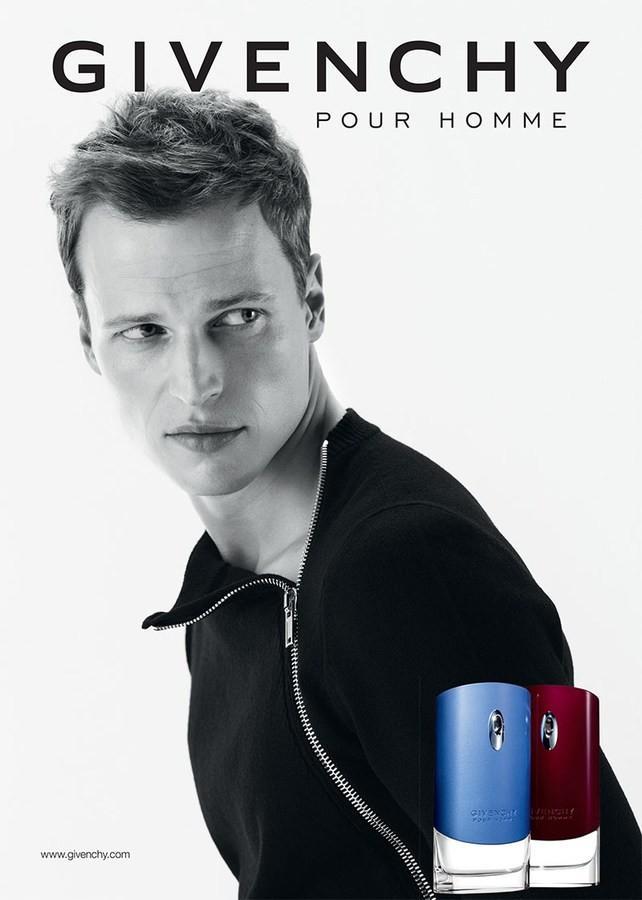 Lars Burmeister For Givenchy Pour Homme Fragrance 2014