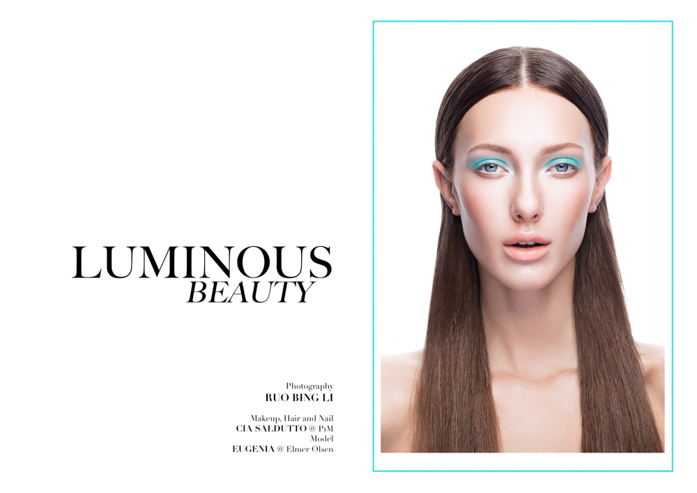 Beauty Exclusive Luminous Beauty by Ruo Bing Li