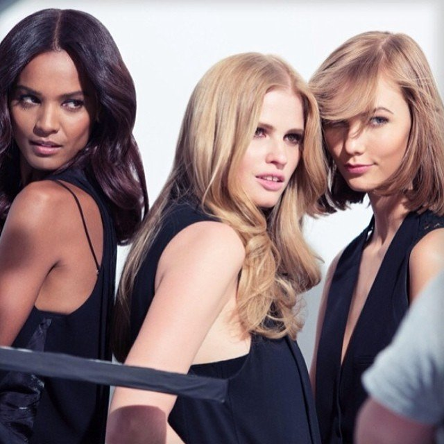 Karlie-Kloss-the-new-face-of-LOreal-Paris