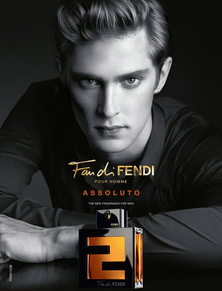 Mathias-Lauridsen-Fendi-Fan-di-Fendi-Assoluto-Pour-Homme-Fragrance