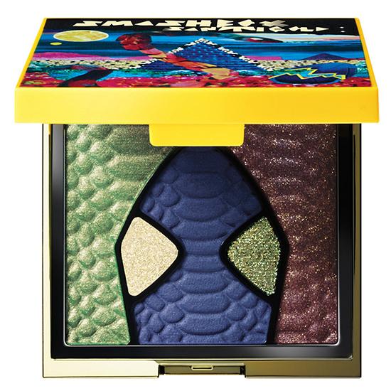 Smashbox The Santigolden Age by Santigold Collection for Summer 2014 (1)