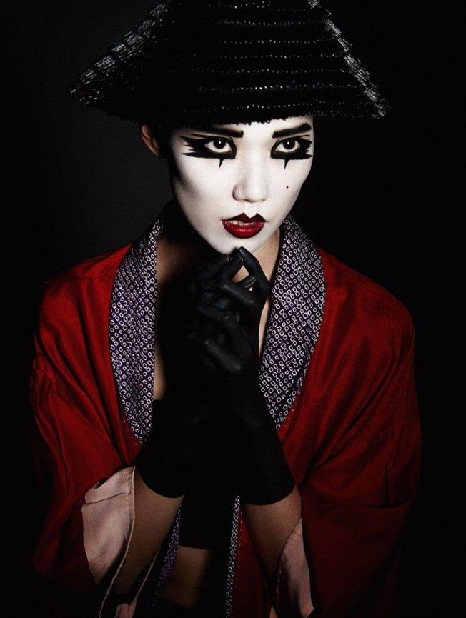 Tao Okamoto by Yelena Yemchuk for Anew Magazine Magazine #3 SS 2014