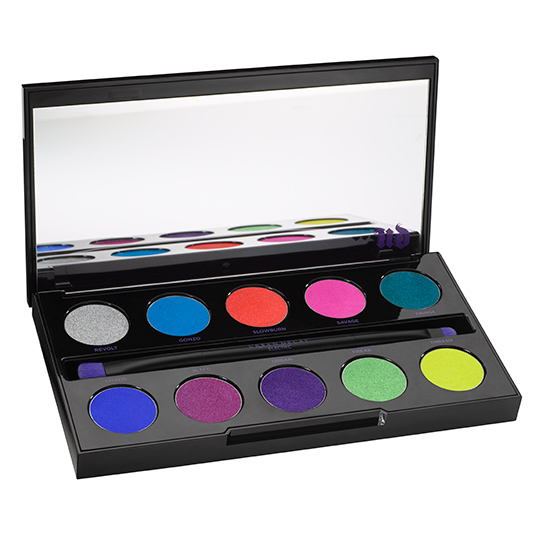 Urban Decay Electric Pressed Pigment Palette 2