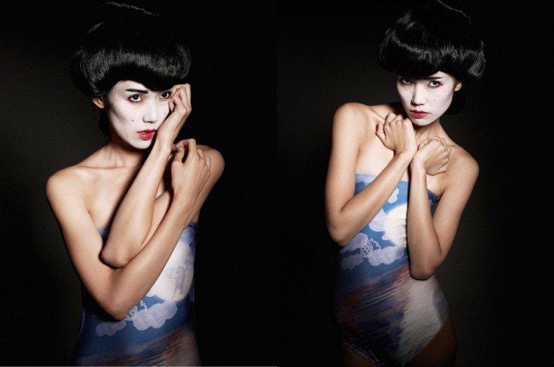 Yelena Yemchuk for Anew Magazine Magazine #3 SS 2014 (11)