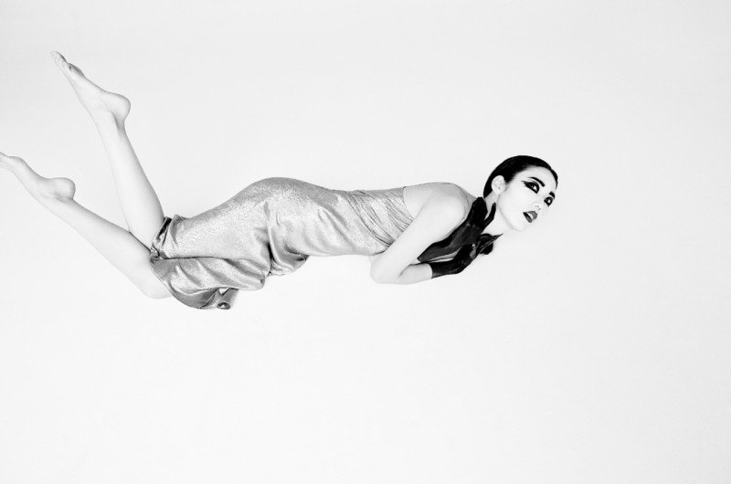 Yelena Yemchuk for Anew Magazine Magazine #3 SS 2014 (8)
