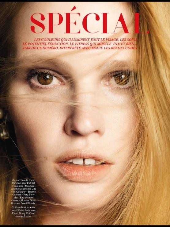 Lara Stone by Nico  2014 (12)