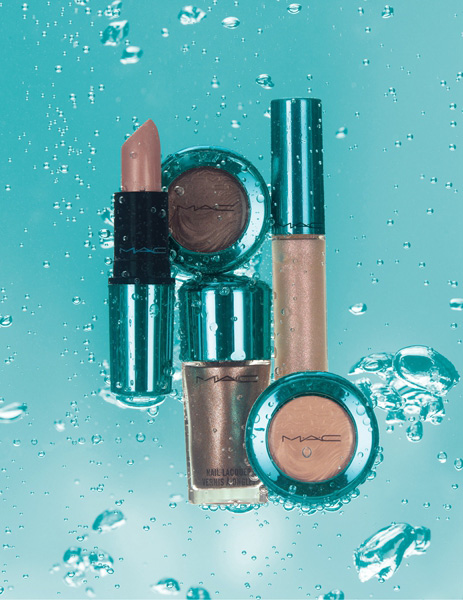 MAC Alluring Aquatic Collection for Summer 2014 (2)