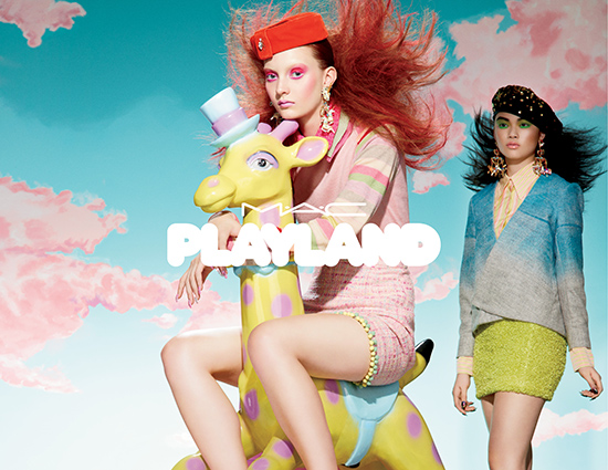 MAC Playland Collection for Summer 2014 (1)
