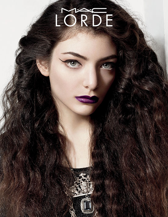 MAC x Lorde Collection for Summer 2014 (2)