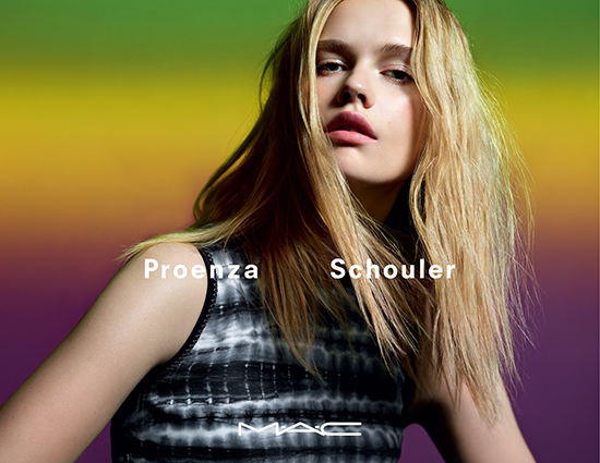 MAC x Proenza Schouler Collection for Summer 2014