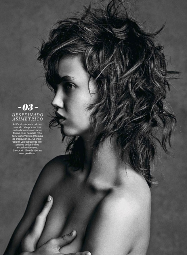 Lindsey Wixson  for S Moda 3