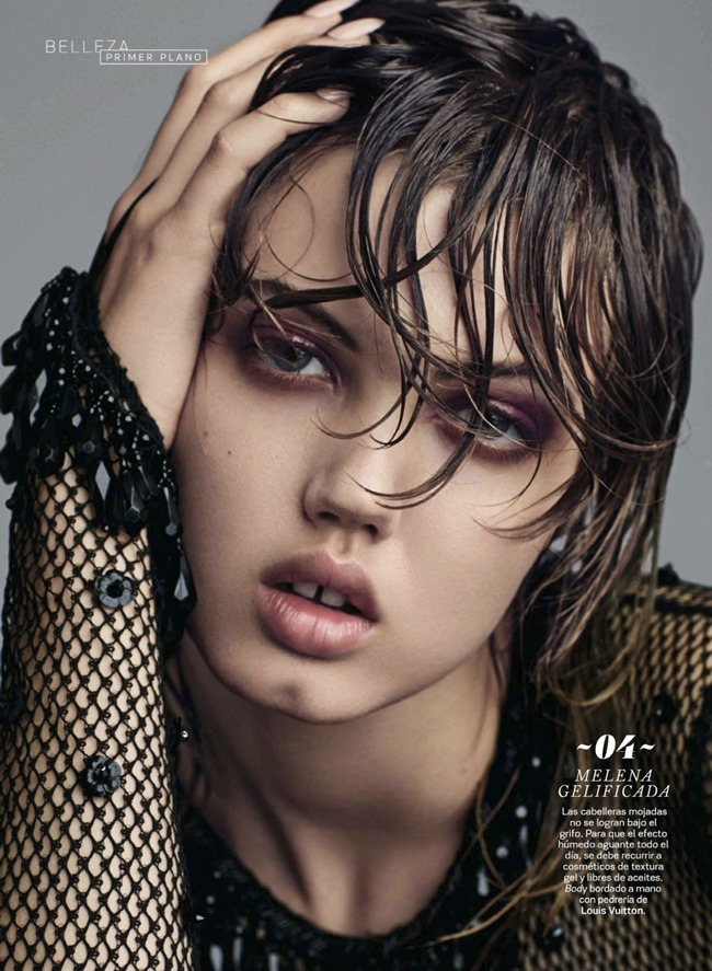 Lindsey Wixson for S Moda 4