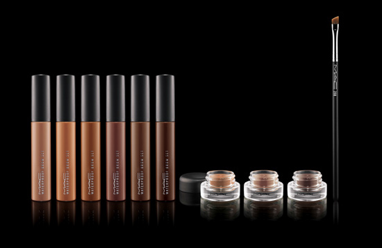 MAC Waterproof Brow Collection for Summer 2014 (2)