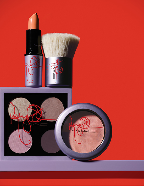 MAC x Sharon & Kelly Osbourne Collections for Summer 2014 (1)