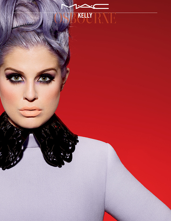 MAC x Sharon & Kelly Osbourne Collections for Summer 2014 (2)